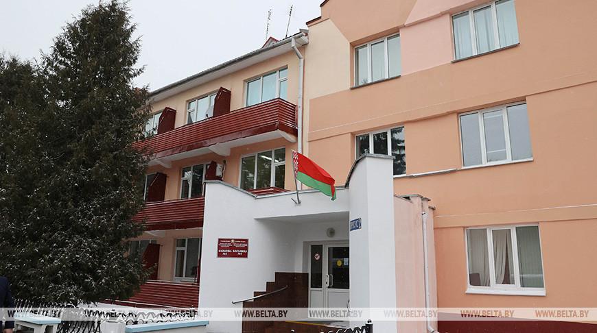 Молодечненская центральная районная больница. Фото из архива