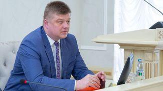 """Николай Рогащук. Фото """"Гомельская праўда"""""""