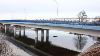 Мост через Неман. Фото из архива