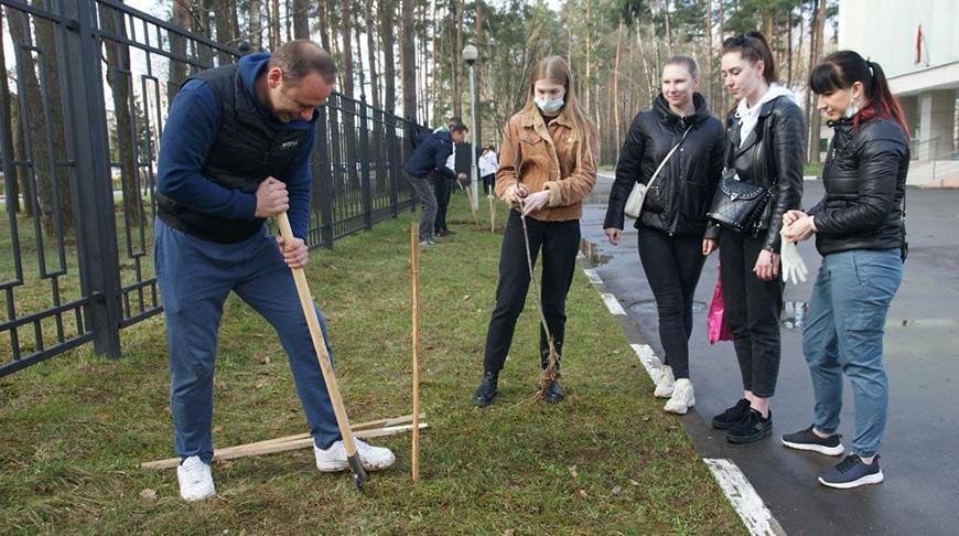 Фото Молодежного Совета Могилевского областного объединения профсоюзов