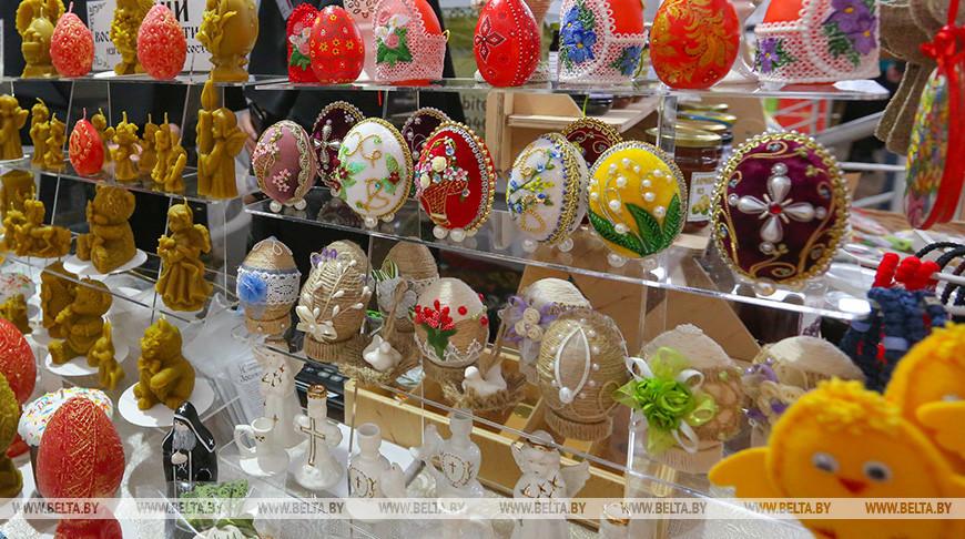 Все необходимое к Пасхе и Вербному воскресенью можно будет найти и купить на традиционной ремесленной ярмарке в центре Гродно.