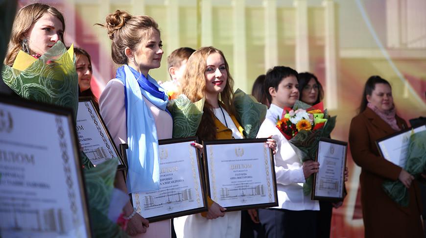 Социальную премию облисполкома вручили в Могилеве