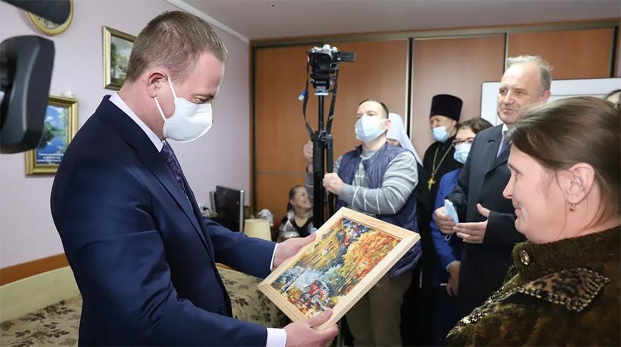 В Минской области проходит благотворительная акция 'Подари радость ближнему'