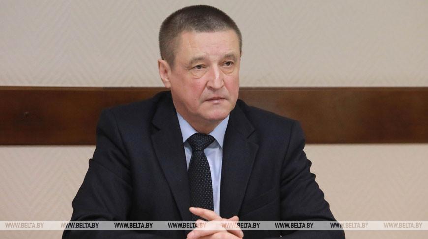 Леонид Заяц. Фото из архива