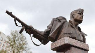 Памятник Иону Солтысу