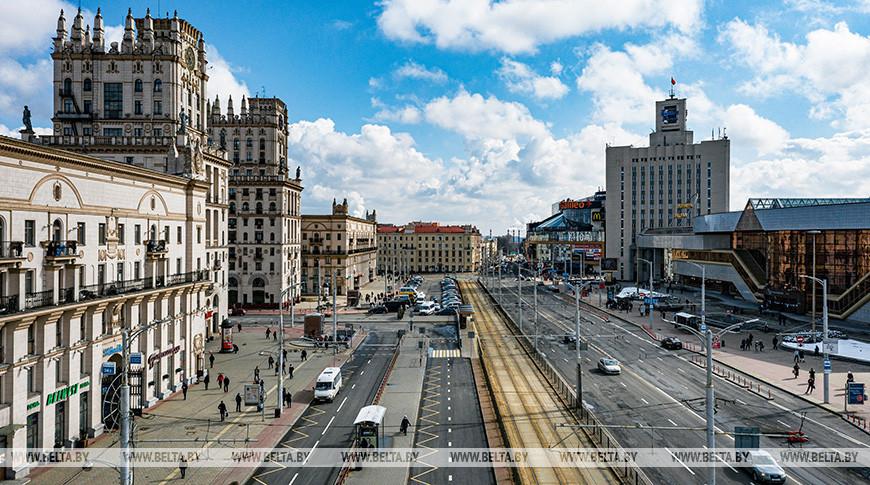 На Привокзальной площади в Минске появится интерактивная остановка
