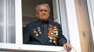 "Иван Моторенко. Фото  ""Гомельскаяпраўда"""