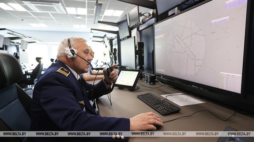 Диспетчер-инструктор Владимир Валькович