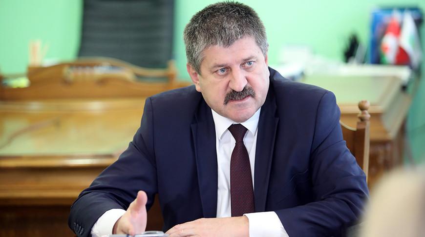 Геннадий Соловей. Фото из архива