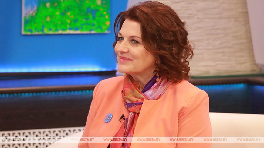 Ирина Фисюк. Фото из архива