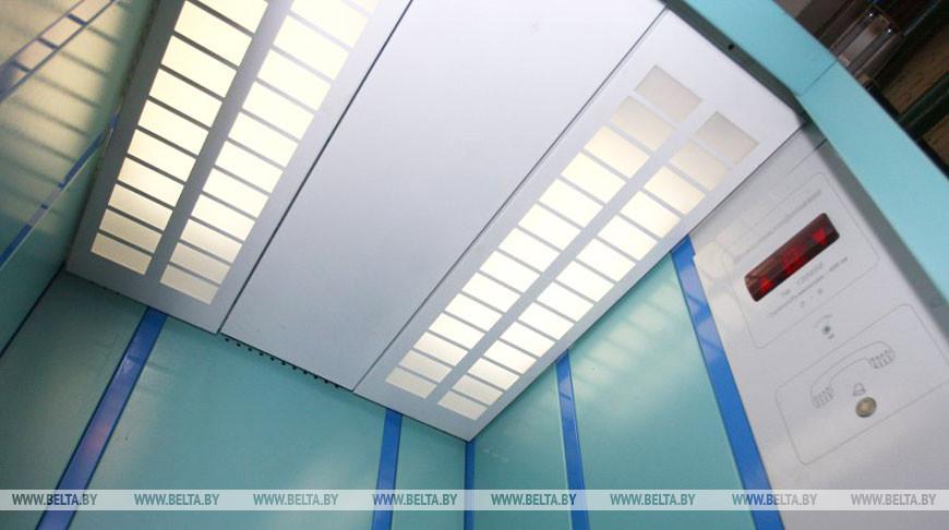 В Гомельской области в I полугодии заменят 116 лифтов