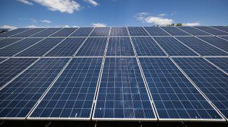 В апреле этого года при финансовой поддержке ЕС приобретены солнечные панели для Новогрудской центральной районной больницы
