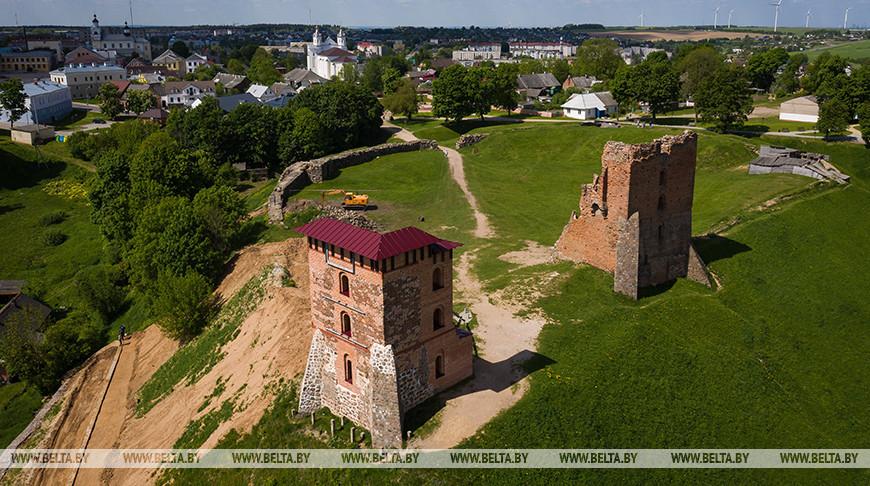 В этом году планируется завершить один из этапов реконструкции руин Новогрудского замка