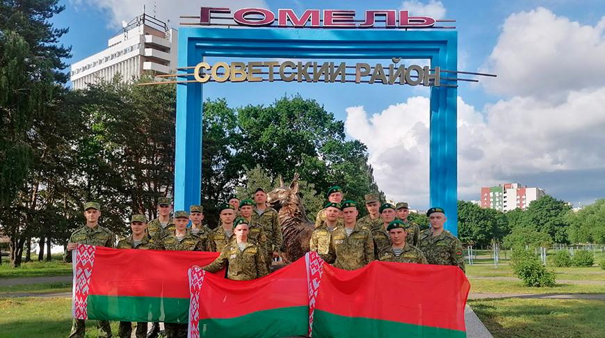 Фото Гомельского ОК ОО БРСМ