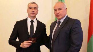 Николай Орлов и Николай Шерстнев