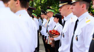 Фото ГУВД Мингорисполкома