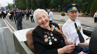Аэлита Самсонова и Алексей Пимонов