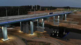 Автомобильный мост через Неман