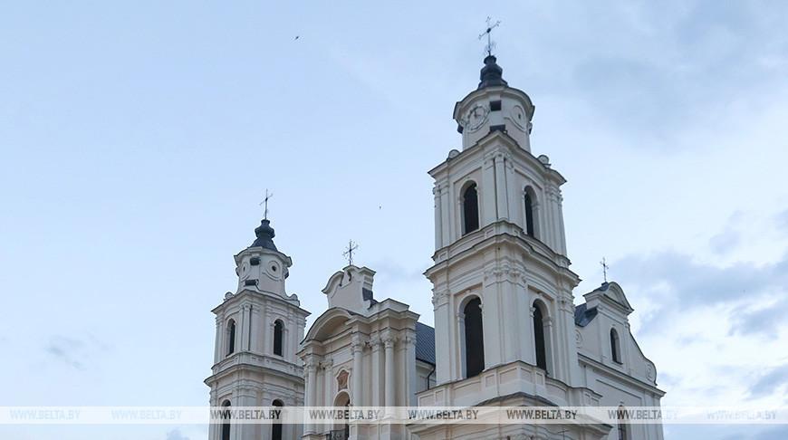 Костел Вознесения Пресвятой Девы Марии в Будславе. Фото из архива