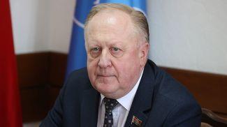 Виктор Лискович. Фото из архива