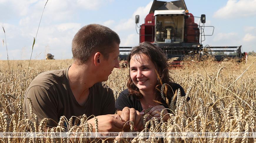 Евгений Шевчик и Ангелина Андрейковец