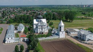 Свято-Никольский монастырь. Фото из архива