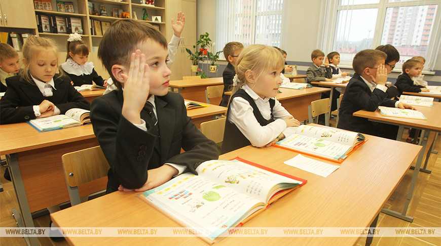 В Минске в новом учебном году будут работать 244 школы и гимназии