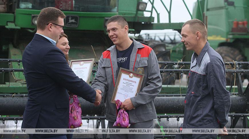 Андрей Есин, Иван Козич и Андрей Савицкий