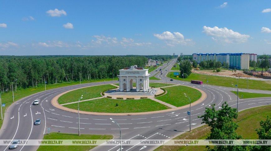 В Могилеве появится площадь Народного единства