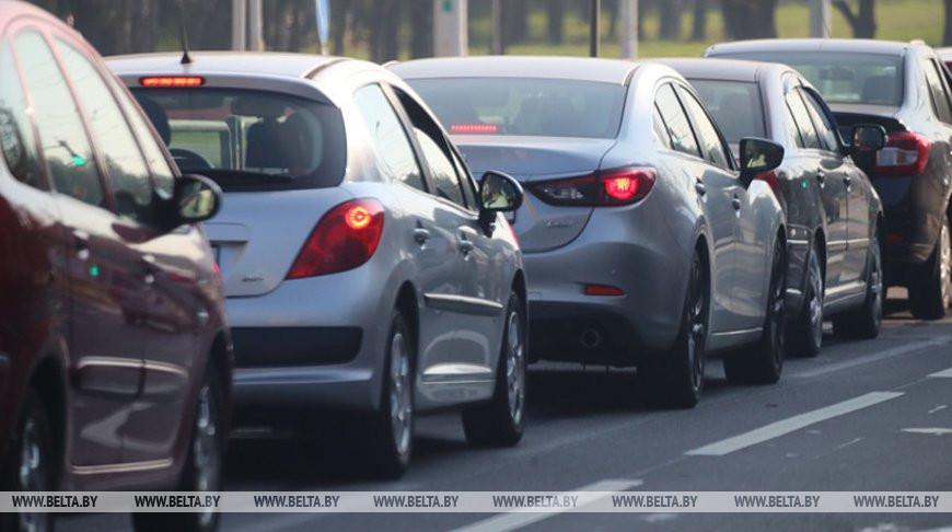 В Минске на Игуменском тракте сегодня временно ограничат движение
