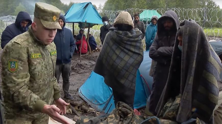 Скриншот из видео СТВ