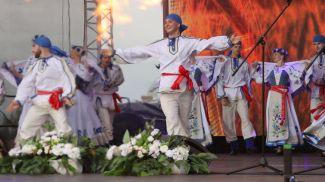 Во время фестиваля