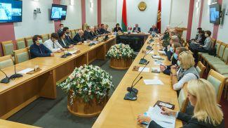 Фото Могилевского облисполкома