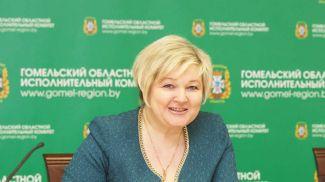 Елена Кличковская. Фото из архива