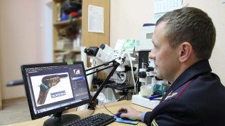 Фото официального представителя управления ГКСЭ по Могилевской область Ирины Рачковской