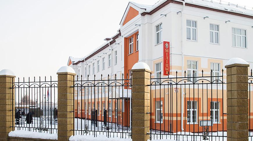 Ленинский РОВД Могилева. Фото  mogilevnews.by
