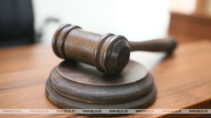 Житель Вилейки приговорен к трем месяцам ареста за порчу имущества в общественных местах