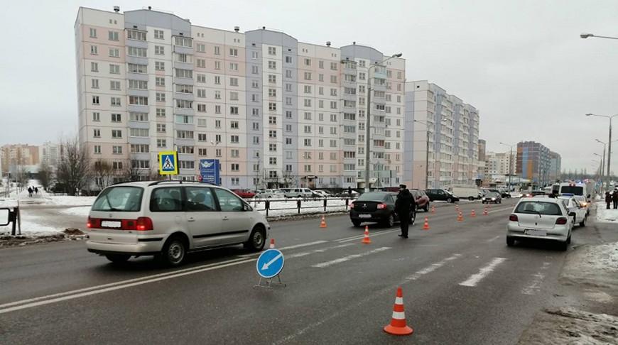 Место происшествия. Фото УСК по Витебской области