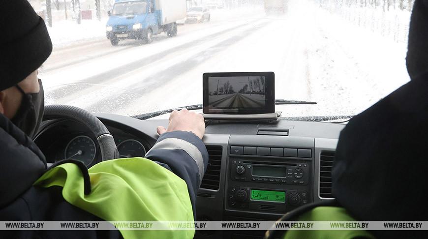 В Брестской области за неделю задержали 31 пьяного водителя