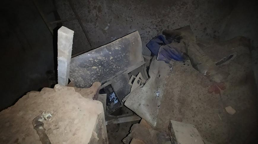В Рогачевском районе разорвался отопительный котел в частном доме