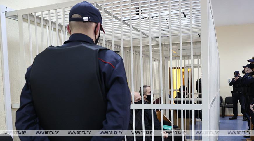 Суд над топ-менеджерами Белгазпромбанка продолжится 18 февраля
