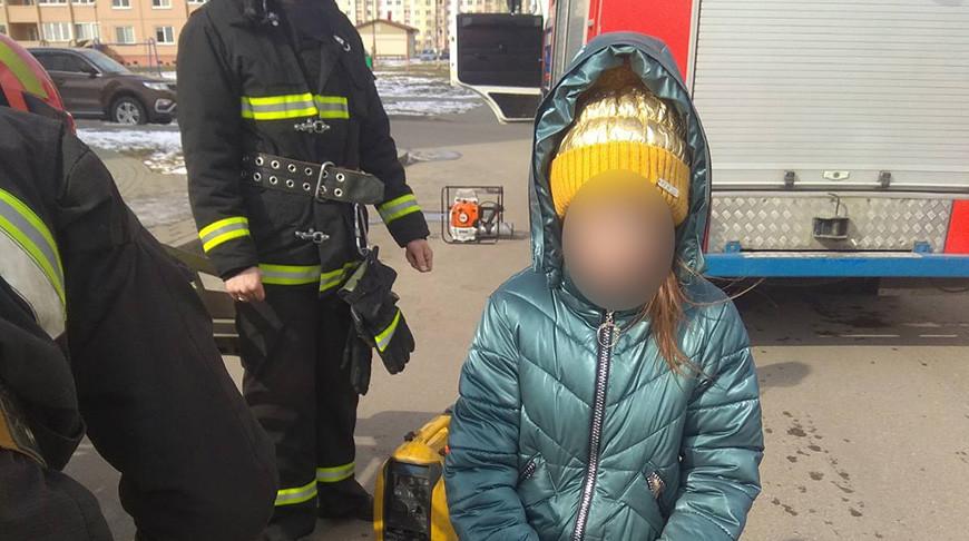 В Гродно у девочки нога застряла в лафете