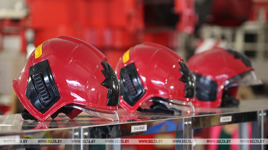 В Минском районе при пожаре погиб мужчина