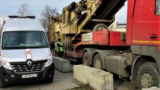 Фото транспортной инспекции Минтранса
