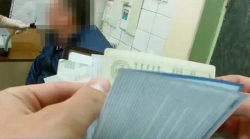 В Минске нетрезвый водитель предлагал сотрудникам ГАИ взятку