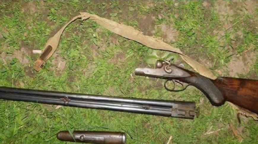 Захотелось фейерверка - в Гомельском районе мужчина стрелял из ружья
