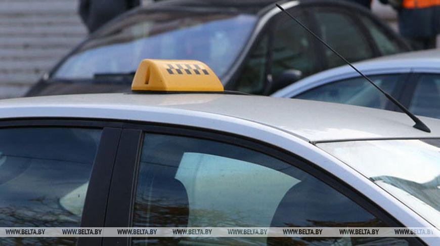 Нетрезвого водителя 'Яндекс.Такси' задержали сотрудниками ГАИ