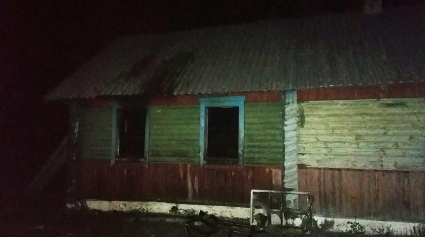 За прошедшие сутки в Беларуси из-за пожаров погибли три человека