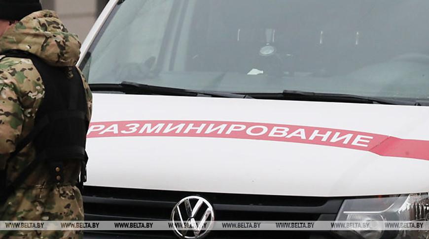 Сообщение о минировании нескольких торговых центров в Минске не подтвердилось