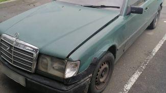 Автомобиль, на котором передвигались фигурантки. Фото УВД Брестского облисполкома